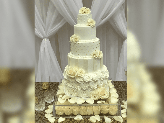 Get Your Dream Wedding Cake